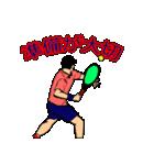 テニス好き専用スタンプ(個別スタンプ:28)