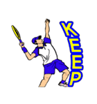 テニス好き専用スタンプ(個別スタンプ:33)
