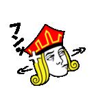 トランプ一家 ~王家の復讐~(個別スタンプ:10)