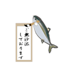 お久しぶり、再会編(香川県出身)鰤9(個別スタンプ:3)