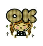 可愛い!ガールズ☆トーク(個別スタンプ:05)