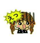 可愛い!ガールズ☆トーク(個別スタンプ:07)
