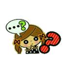 可愛い!ガールズ☆トーク(個別スタンプ:08)