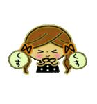 可愛い!ガールズ☆トーク(個別スタンプ:20)