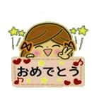 可愛い!ガールズ☆トーク(個別スタンプ:26)