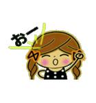 可愛い!ガールズ☆トーク(個別スタンプ:33)