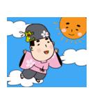 「書のまち春日井」道風(とうふう)くん(個別スタンプ:17)