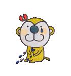 さるmon~気持ち編~(個別スタンプ:38)