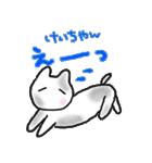 名前スタンプ けいちゃん(個別スタンプ:19)