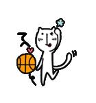にゃん♡バスケ2(個別スタンプ:16)