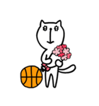 にゃん♡バスケ2(個別スタンプ:23)