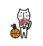 にゃん♡バスケ2(個別スタンプ:26)