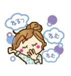 【毎日つかえる言葉♥】ゆるカジ女子(個別スタンプ:10)
