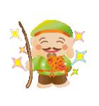 ぴかぴか七福神 1(個別スタンプ:25)