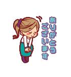 ハッピー妊婦さんライフ~妊娠から出産まで~(個別スタンプ:05)