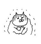 無言のネコ 2(個別スタンプ:27)