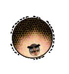 猿のプリシラX号。(個別スタンプ:20)