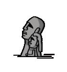 モアイワールド(個別スタンプ:39)