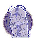 おそ松さん(個別スタンプ:03)