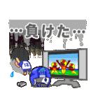 ホームサポーター アメフト編(個別スタンプ:40)