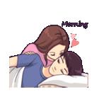 You & I(個別スタンプ:01)