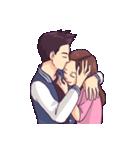 You & I(個別スタンプ:02)