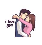 You & I(個別スタンプ:11)