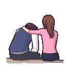 You & I(個別スタンプ:16)
