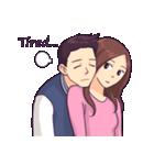 You & I(個別スタンプ:17)