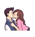 You & I(個別スタンプ:39)
