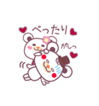 チョコくま☆バレンタインLOVEスペシャル(個別スタンプ:09)