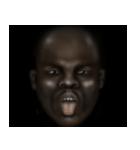 暗闇の黒人(個別スタンプ:27)