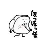 漂泊食パン星人 流離編(個別スタンプ:34)