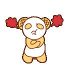 毎日ぺた【メロンパンダ】(個別スタンプ:10)