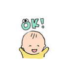OK!ベビー(個別スタンプ:01)