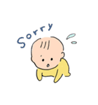 OK!ベビー(個別スタンプ:03)