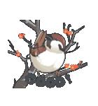 小鳥のスタンプ(個別スタンプ:02)
