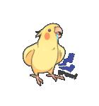 小鳥のスタンプ(個別スタンプ:06)