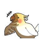 小鳥のスタンプ(個別スタンプ:08)