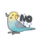 小鳥のスタンプ(個別スタンプ:09)
