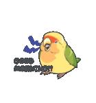 小鳥のスタンプ(個別スタンプ:22)