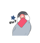 小鳥のスタンプ(個別スタンプ:36)
