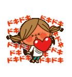 かわいい主婦の1日【ラブラブ編】(個別スタンプ:13)