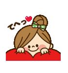 かわいい主婦の1日【ラブラブ編】(個別スタンプ:16)