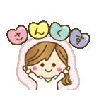 ゆるカジ女子♥5【らぶりーモード♥】(個別スタンプ:9)