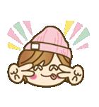 ゆるカジ女子♥5【らぶりーモード♥】(個別スタンプ:10)