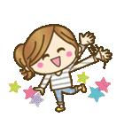 ゆるカジ女子♥5【らぶりーモード♥】(個別スタンプ:12)