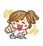 ゆるカジ女子♥5【らぶりーモード♥】(個別スタンプ:19)