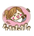 ゆるカジ女子♥5【らぶりーモード♥】(個別スタンプ:20)