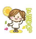 ゆるカジ女子♥5【らぶりーモード♥】(個別スタンプ:27)